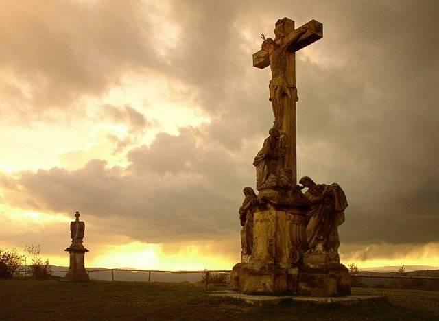 Křížová cesta Ruda